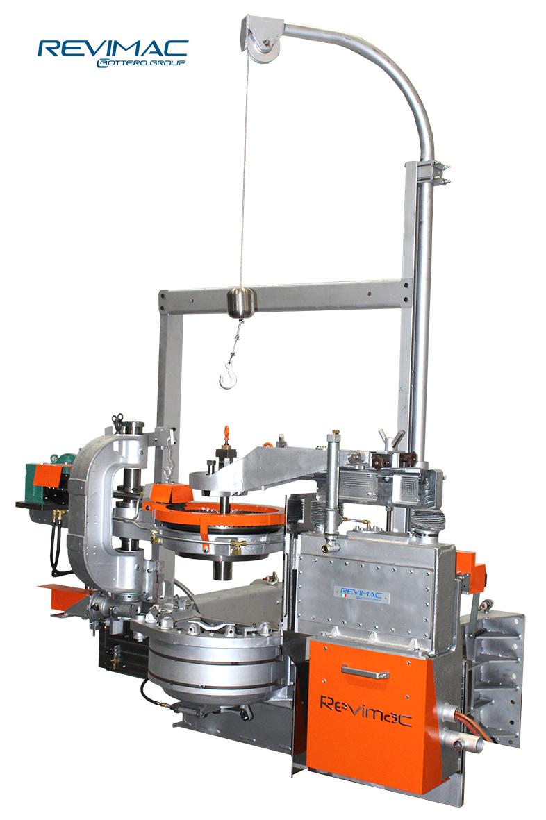Small capacity Revimac servo-feeder
